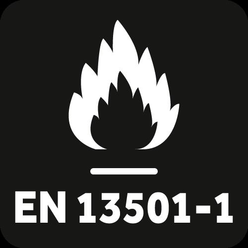 Brandschutzklasse EN13501-1